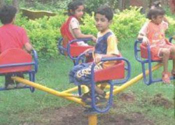 Merry Go Round (4 seater)