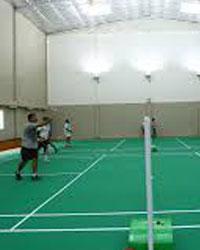 Tennis indoor court
