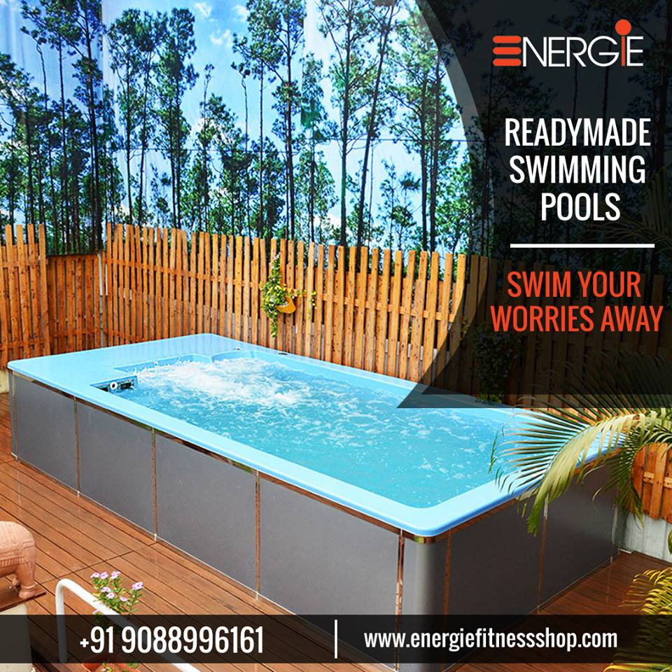 Prefabricated Swimming Pool- Top Reasons To Buy