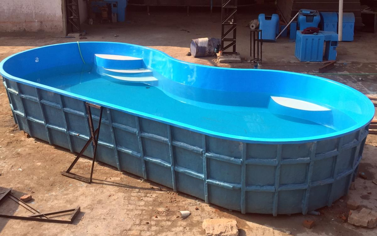 Affordable Portable Swimming Pools in India | Energie Fitness Shop